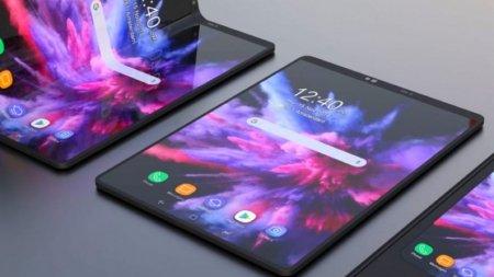 Новый складной смартфон Samsung с гибким экраном могут показать 19 ноября