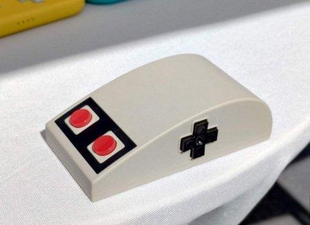 8BitDo N30 — представлена мышь в визуальной стилистике NES