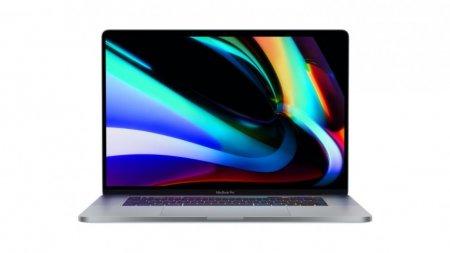 Apple презентовала новый MacBook Pro на 16 дюймов