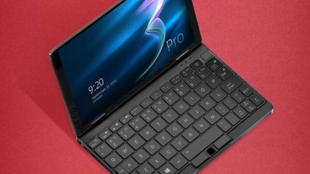 Мини-ноутбук OneMix 3 Pro получил процессор Intel Comet Lake