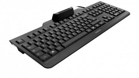 Клавиатура Cherry Secure Board 1.0 оборудовала функцией шифрования нажатий