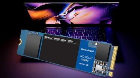 Твердотельный накопитель WD Blue SN550: 1 ТБ за 100 долларов