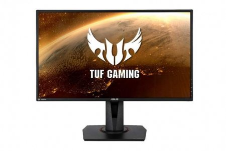 Монитор ASUS TUF Gaming VG279QM поддерживает частоту до 280 Гц