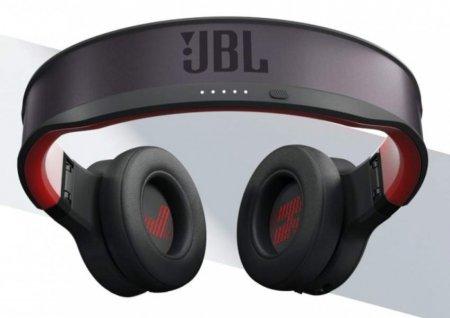 JBL готовит «вечные» наушники на солнечных батареях