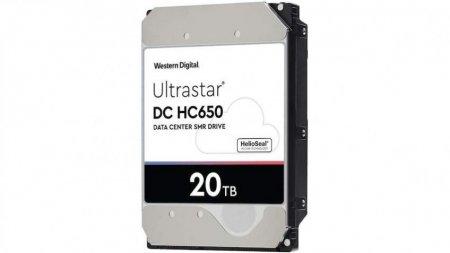 WD готовит жёсткие диски на 18 и 20 ТБ