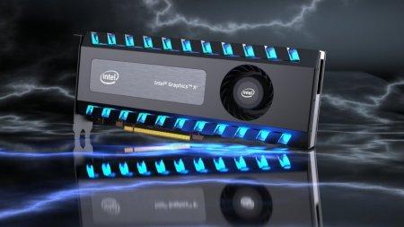 Опубликованы некоторые спецификации графических карт Intel (Xe) DG1