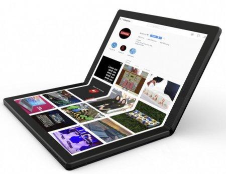 Intel не торопится выпускать ноутбуки со складными экранами