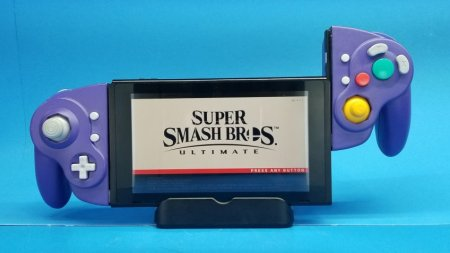 Энтузиаст показал геймпад для Nintendo Switch на базе контроллера GameCube