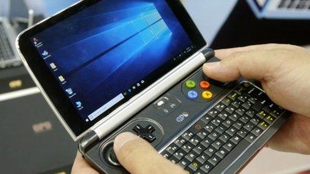 Компактный игровой лэптоп GPD Win Max получит графику Intel Iris Plus