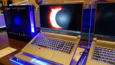 Представлен первый в мире ноутбук с экраном Mini LED