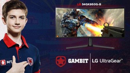 Профессиональный игрок в Fortnite стал амбассадором LG