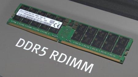 Памяти много не бывает: SK Hynix показала модули ОЗУ DDR5-4800 на 64 ГБ
