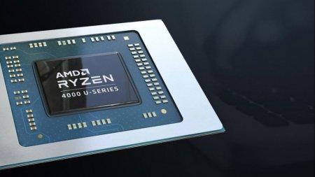 Мобильный процессор Ryzen 7 4800U с теплопакетом 15 Вт превосходит Core i7-1065G7