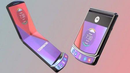 Складной смартфон Motorola Razr выйдет в продажу 6 февраля