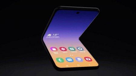 Смартфон Samsung Galaxy Z Flip оснастят «режимом ноутбука»