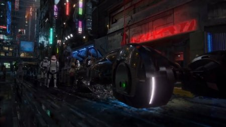 В сеть слили кадры отмененного сериала Star Wars: Underworld