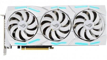ASUS анонсировала видеокарту ROG Strix GeForce RTX 2080 Super White Edition