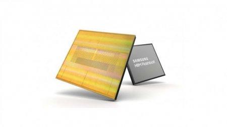 Samsung готовит выпуск сверхбыстрой памяти HBM2E