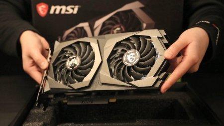 Видеокарты GeForce GTX 1650 могут получить память GDDR6