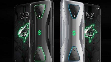Игровые смартфоны Black Shark 3 и 3 Pro представлены официально