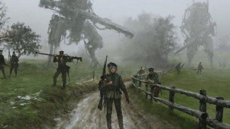 Прохождение миссии кампании в геймплее Iron Harvest