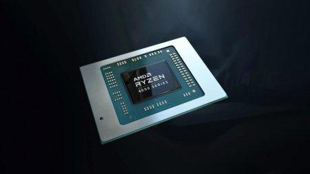 AMD представила мобильные процессоры Ryzen 4000