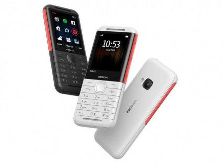 Представлен музыкальный телефон Nokia 5310