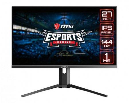 Представлены игровые мониторы MSI Optix MAG273 и Optix MAG273R