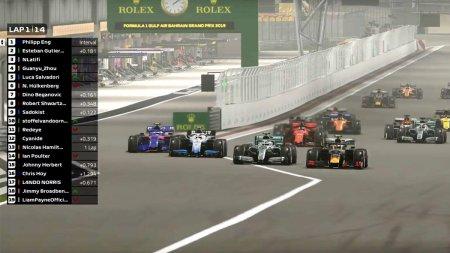 Организаторы «Формулы 1» провели виртуальную гонку из-за карантина