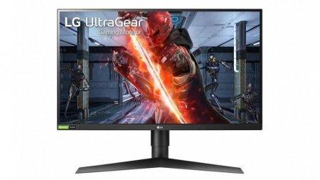 LG выпустила 27-дюймовый игровой монитор со временем отклика в 1 мс и частотой 240 Гц