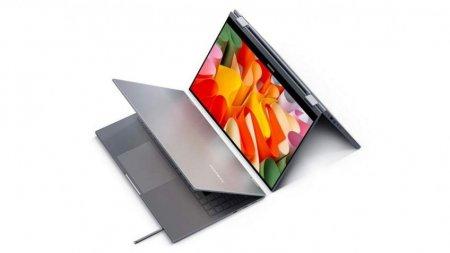 Samsung начала продажи ноутбуков с экранами QLED