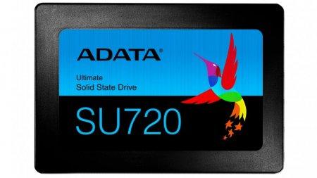 SSD ADATA Ultimate SU720 представлен в вариантах на 500 ГБ и 1 ТБ