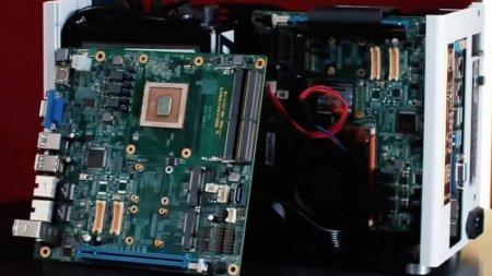HP готовит компьютер на базе китайского процессора ZhaoXin KaiXian KX-U6780A