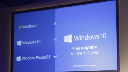 На Windows 10 всё ещё можно перейти бесплатно