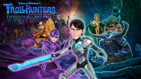 По мотивам мультсериала Гильермо дель Торо делают игру Trollhunters