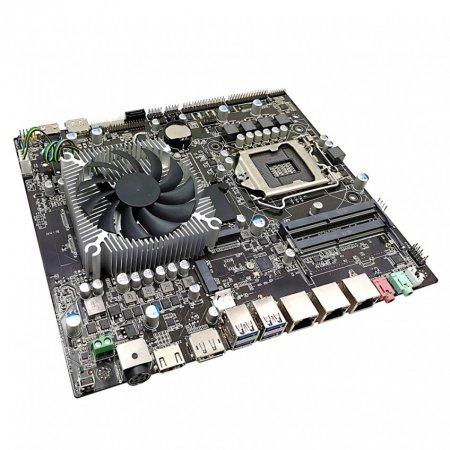 Выпущена материнская плата со встроенной видеокартой NVIDIA GeForce GTX 1650