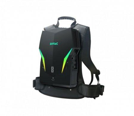 Zotac представила компьютер-рюкзак VR GO 3.0