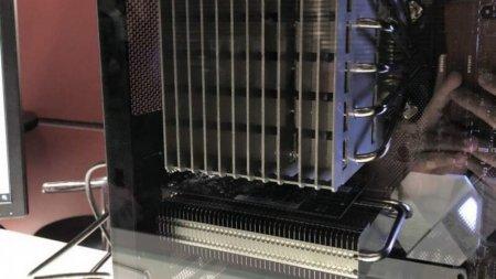 Noсtua продолжает разрабатывать пассивное охлаждение для мощных CPU