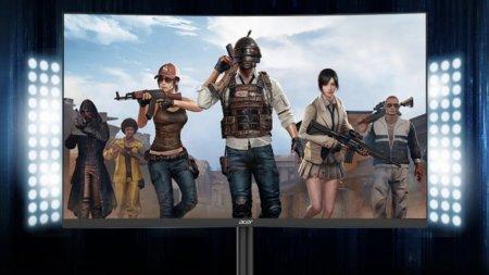 Acer представила два новых игровых монитора