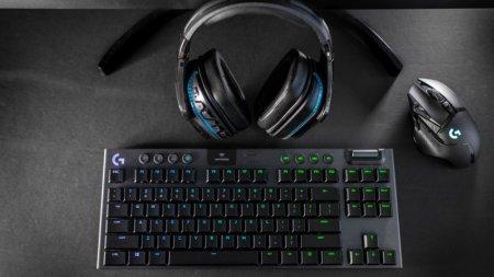 Клавиатура Logitech G915 TKL лишена цифрового блока