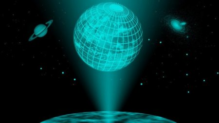 Показан первый в мире 8K голографический дисплей