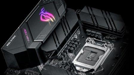 Бюджетные системные платы ASUS смогут разгонять CPU Intel 10-го поколения