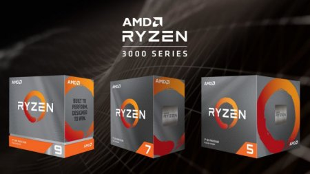 AMD представила процессоры Ryzen 3000XT
