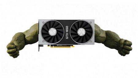 NVIDIA готовит GTX 1650 с чипом от RTX 2060