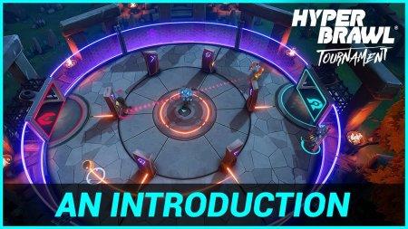 Студия Milky Tea объяснила, как играть в HyperBrawl Tournament