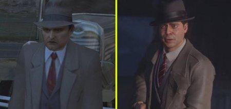 Как изменится Mafia. Ролик со сравнением старой и новой версии