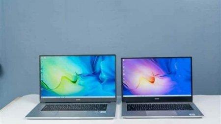 Новые Huawei MateBook D14 и D15 основаны на AMD Ryzen 4000