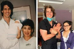 Две фотографии из роддома смутили пользователей сети одной пугающей деталью