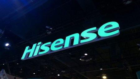 Hisense показала изогнутые игровые мониторы с частотой 240 Гц