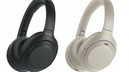 Наушники Sony WH-1000XM4 определят положение на голове и речь пользователя